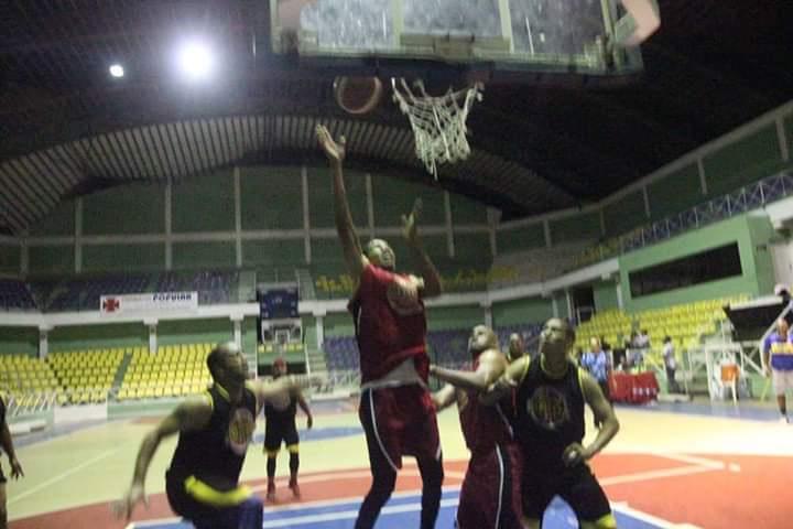 Baloncesto Master