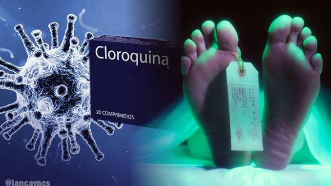 Cloroquina Coronavirus