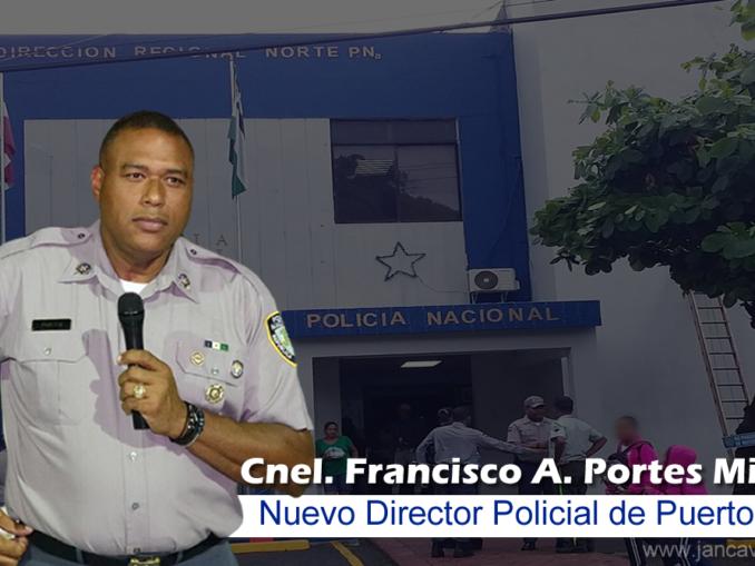 Director Regional Policía Nacional